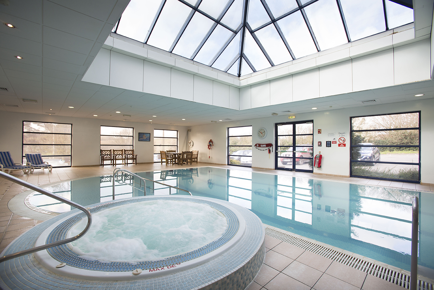 Luton Swimming Pool Affinity Health Clubs