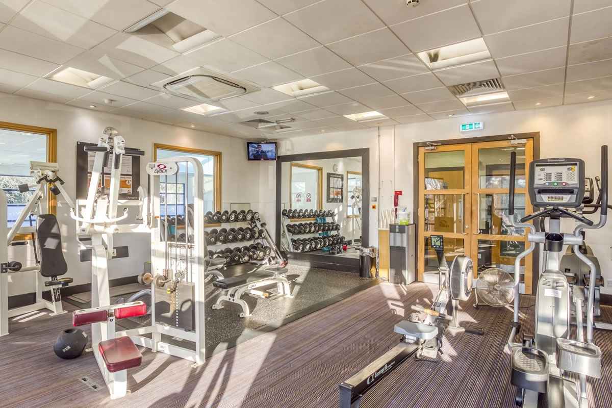 Gym Facilities in Luton