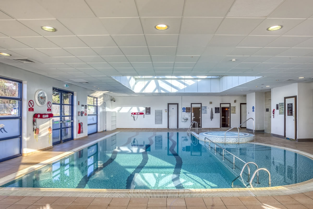 Swimming Facilities, Affinity Luton